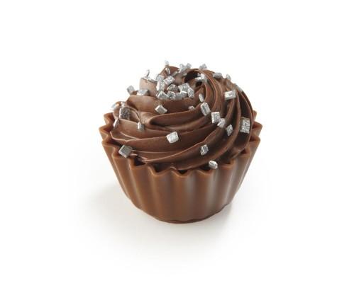 Cupcake temni mousse - LaChocolate.si
