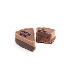 Pralina čokoladna pita - LAChocolate.si