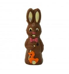 La Chocolate velikonočna figura zajček z račko