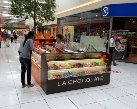 La Chocolate v Cityparku