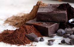 Črna čokolada je zdrava čokolada