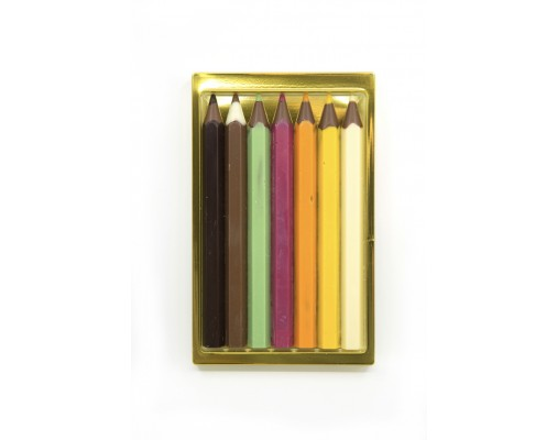 Čokoladne barvice