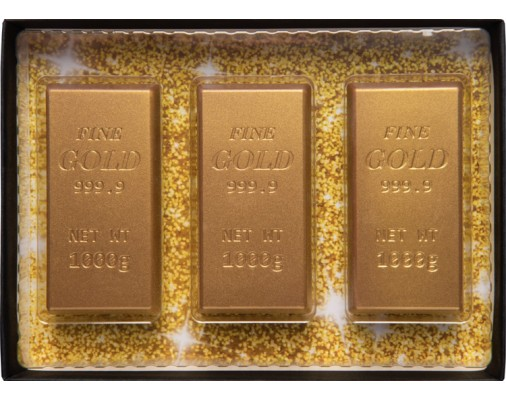 Zlatne ploščice - LaChocolate.si