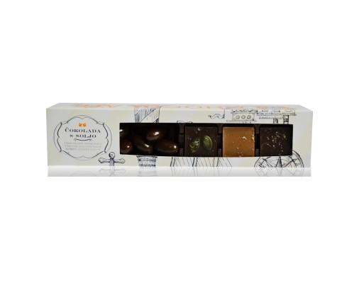 Čokolada s soljo - LaChocolate.si