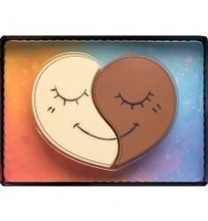 Čokoladno srce OBRAZ