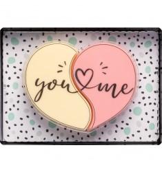 Čokoladno srce YOU&ME