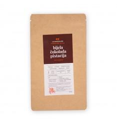 Kava BELA ČOKOLADA PISTACIJA