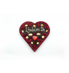 Ljubim te srce - LaChocolate.hr