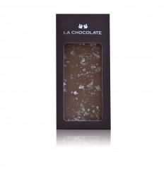 La Chocolate mlečna čokolada s soljo