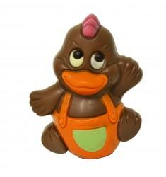 Velikonočna figura Raček v hlačkah LaChocolate