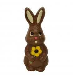 LaChocolate velikonočna figura Zajček z rožico
