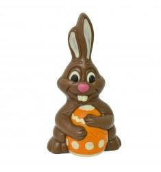 Velikonočna figura Zajček z jajčko La Chocolate